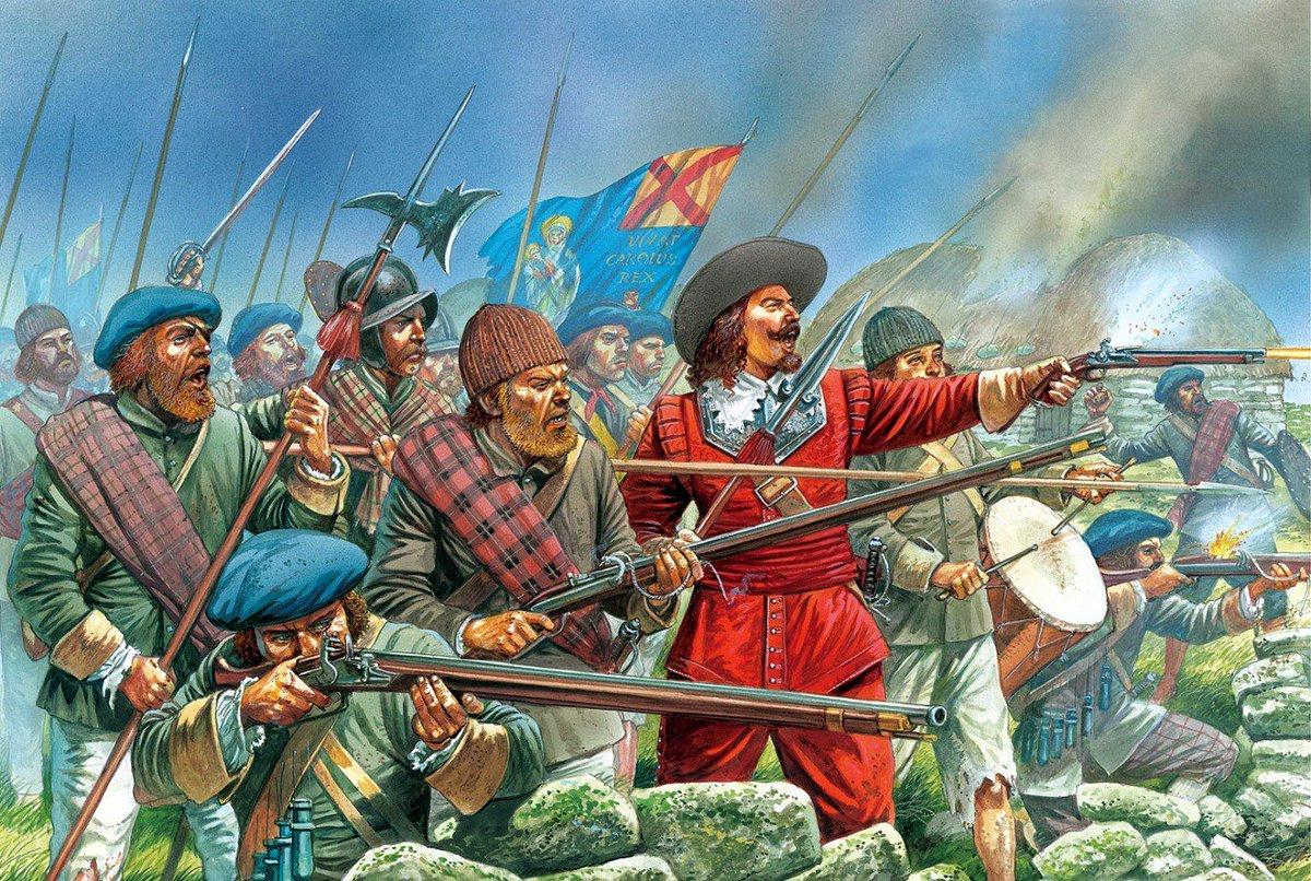 Resultado de imagen para Fotos de la Rebelión irlandesa de 1641