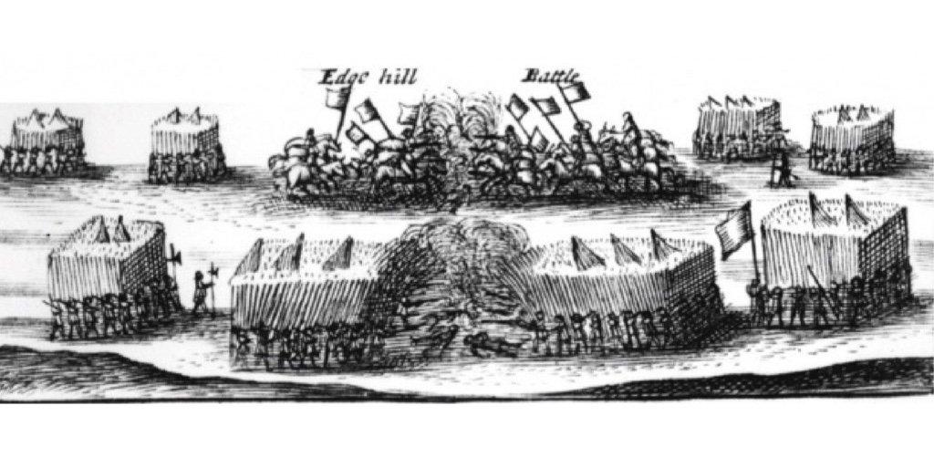 The battle of Edgehill took place #OnThisDay in 1642… https://t.co/qZDVoDl2kV