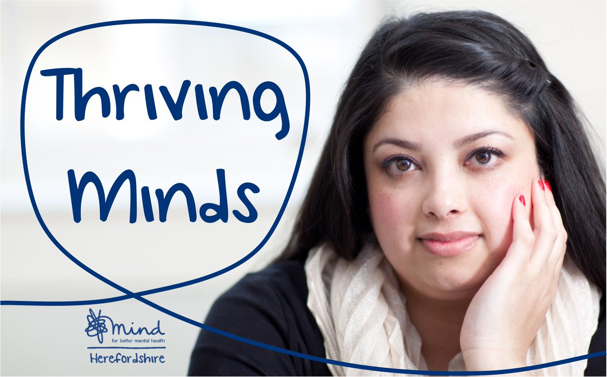 Hi #HerefordHour - there are still a few spaces left on our #ThrivingMinds #mentalhealth &amp; #wellbeing courses!  http://www. herefordshire-mind.org.uk/thriving-minds .asp#.We3XtluPIdU &nbsp; … <br>http://pic.twitter.com/qbpdPvpGqe