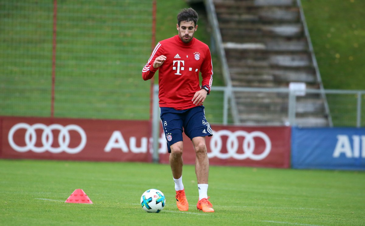 🏃 @Javi8martinez is working hard on his comeback. Keep up the good wor...