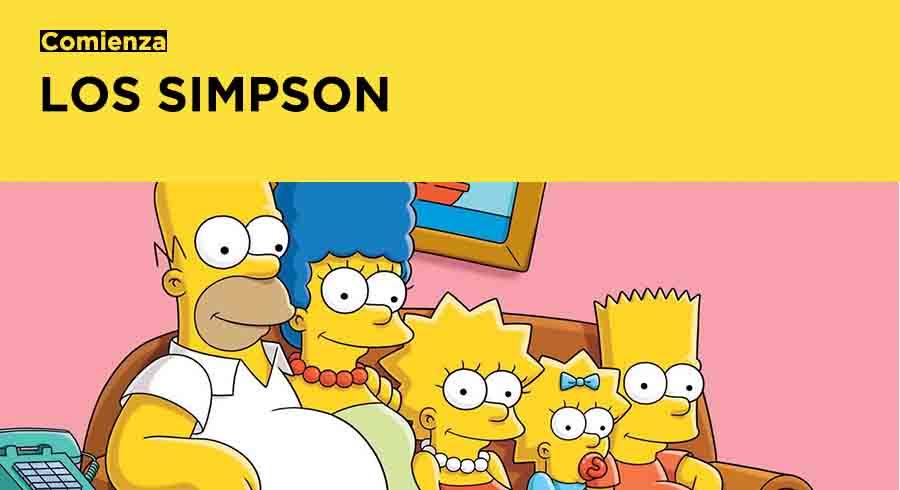 Hay familias y familias, y luego están los queridos 🤗 @LosSimpson. ¡Ah...