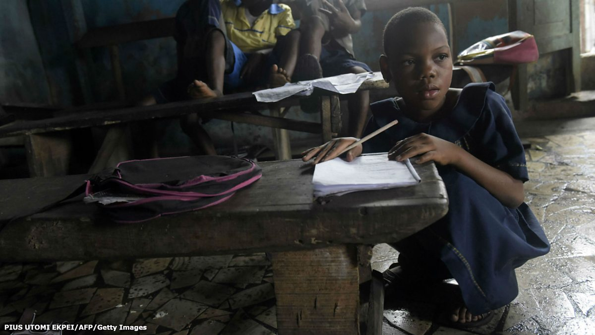 Why does #Nigeria have the highest number of children out of school in the world? A new series investigates. 🏫 📻 https://t.co/LpweJDFngu