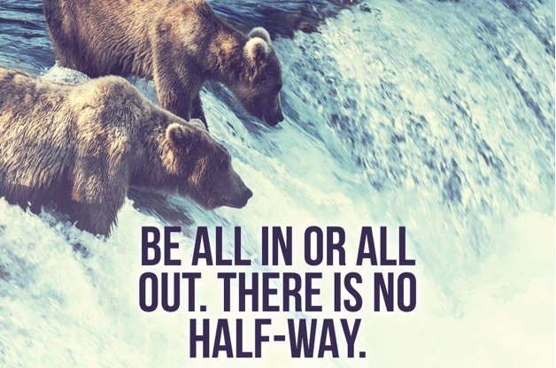 #no half-way! #MondayMotivation #Success #defstar5 #motivation #JoYTrain #Success #AMJoy #Mpgvip #ml #ai #vr #spdc #MakeYourOwnLane<br>http://pic.twitter.com/Bja8tXF4wr