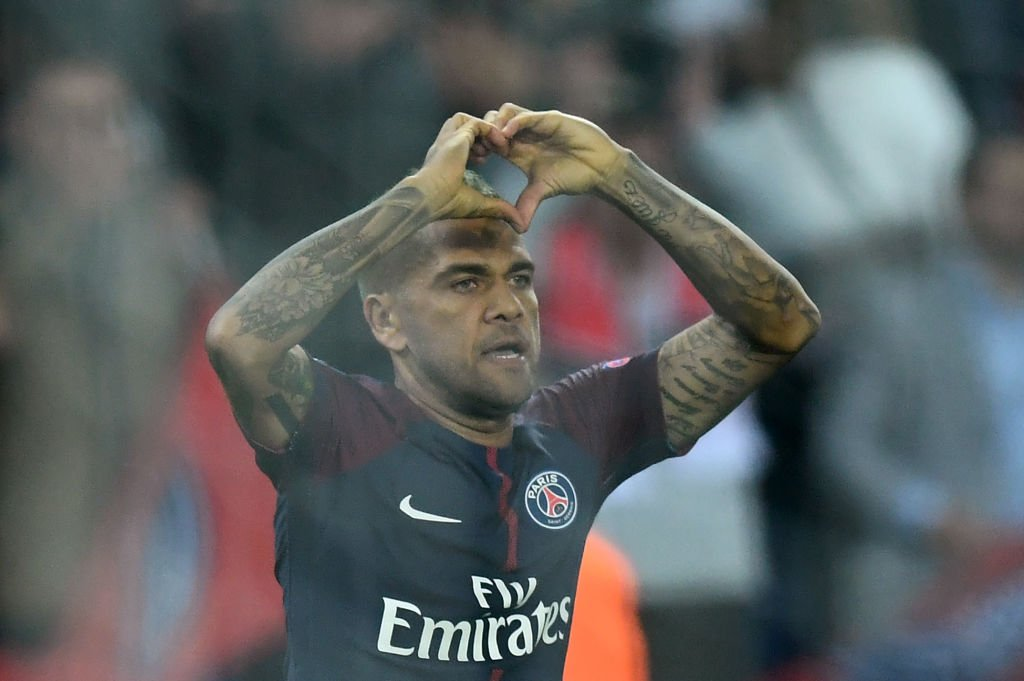 Dani Alves on Marseille: 'I do not know the name of any player in Mars...
