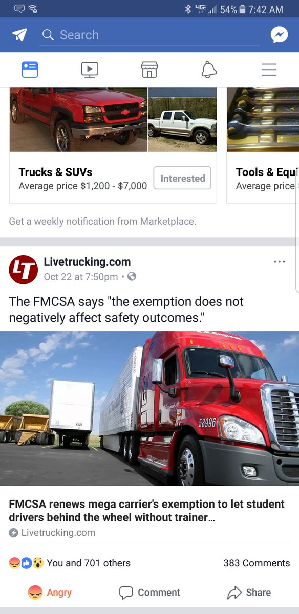 The @FMCSA should be held responsible for every injury, death, and damages caused by any of these untrained &quot;drivers&quot; #justsaying #eldorme<br>http://pic.twitter.com/bYPcPCI67w