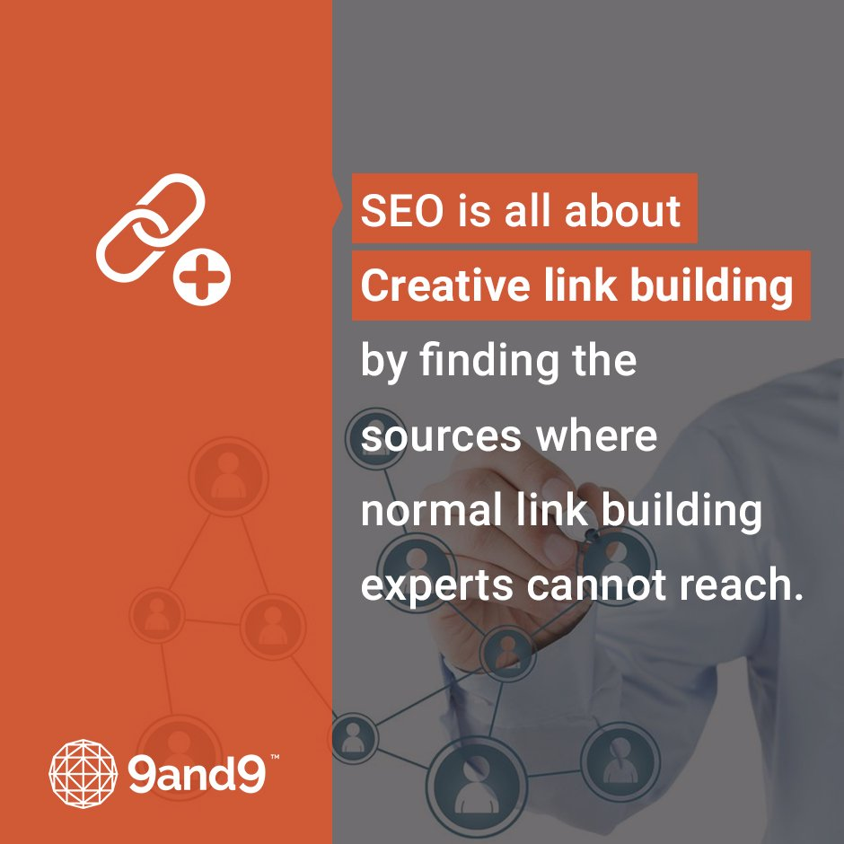 #SEO is all about Creative #Linkbuilding by finding the sources where normal link building experts cannot reach. #SearchEngine #Startup<br>http://pic.twitter.com/LUHc57kBWA