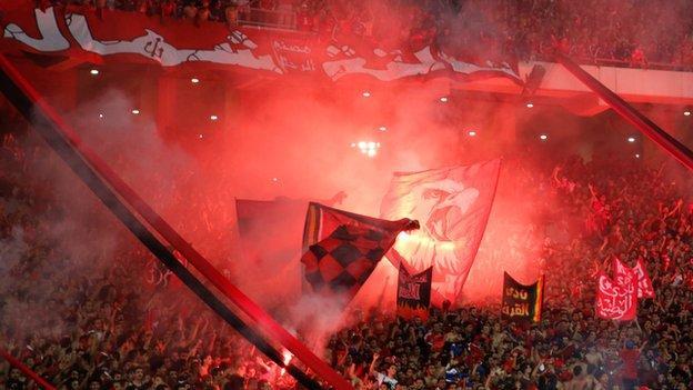 Al Ahly want more fans at the Champions League final https://t.co/AFZaZaBQyT