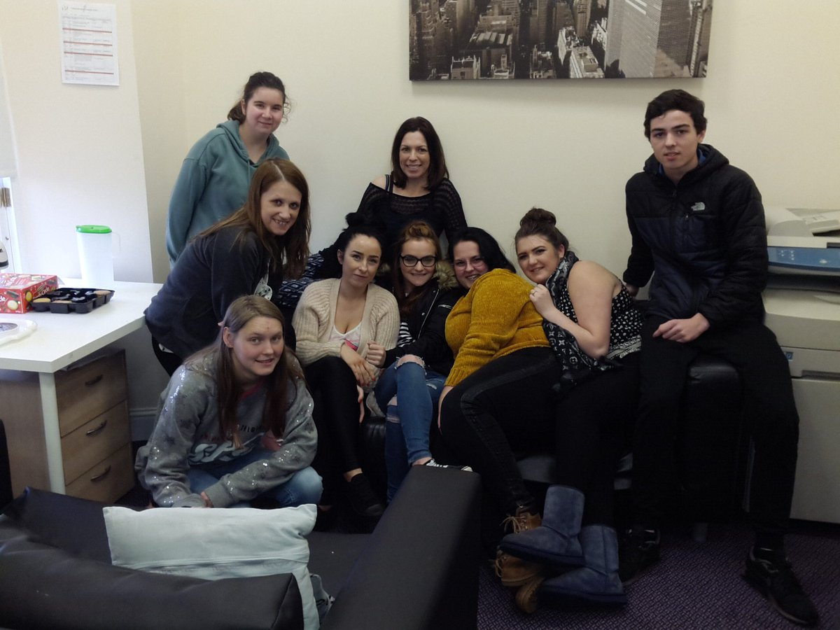 #Epilepsy Awareness for students on a child care course with #essentials-plus, #Saltcoats. Good people doing great work, thanks<br>http://pic.twitter.com/68YrUmQWQp