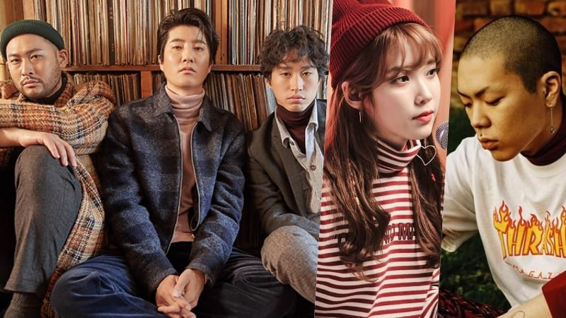 #EpikHigh's New Tracks Featuring #IU And #OhHyuk Soar To Top Of All Ma...