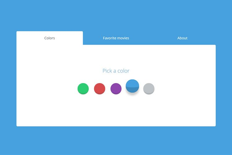 10 Simple Code Snippets for Creating Beautiful Tabs  https:// speckyboy.com/10-simple-code -snippets-creating-beautiful-tabs/ &nbsp; …  #CSS <br>http://pic.twitter.com/kl7shC2iUR