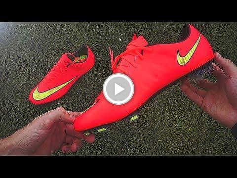 New Nike Mercurial Vapor X Unboxing by freekickerz https://t.co/2qnIyO...