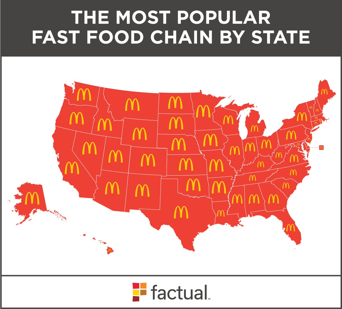 the rising popularity of fast food chains Fast-food hamburger chains seem to be losing some luster with mcdonald's , burger king and wendy's all experiencing a drop in customer satisfaction.