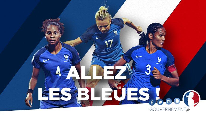 #FRAGHA 🇫🇷🇬🇭 Les Bleues affrontent le Ghana ce soir à Reims ⚽️ https:/...