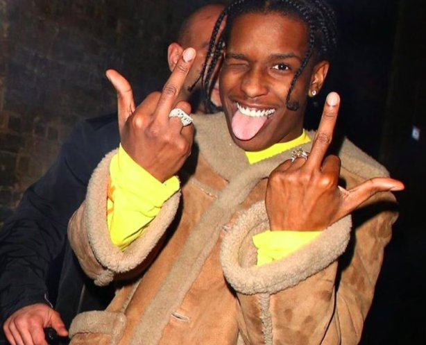 .@asvpxrocky confirmed he's planning to drop his new album this year 👀...