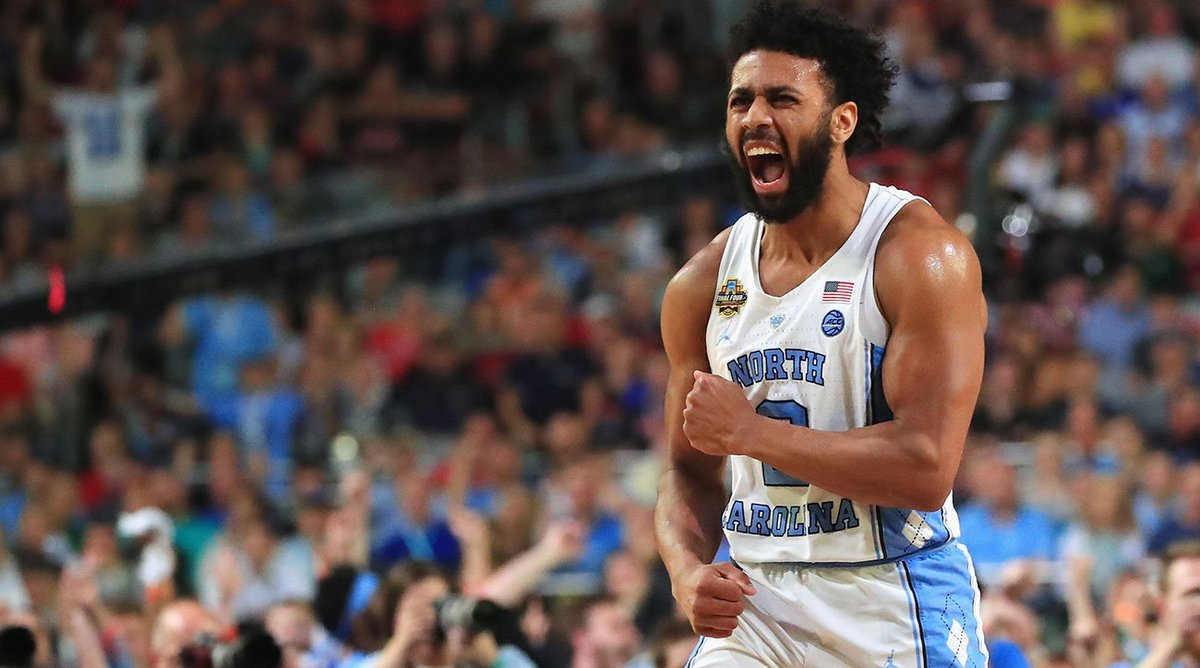 UNC's Joel Berry II Out Four Weeks Due To Broken Hand https://t.co/D3q...