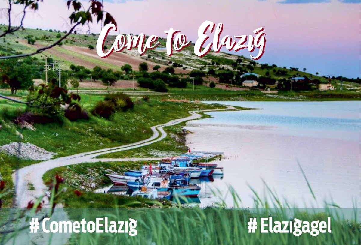 #CometoElazığ https://t.co/SpChUz4usi