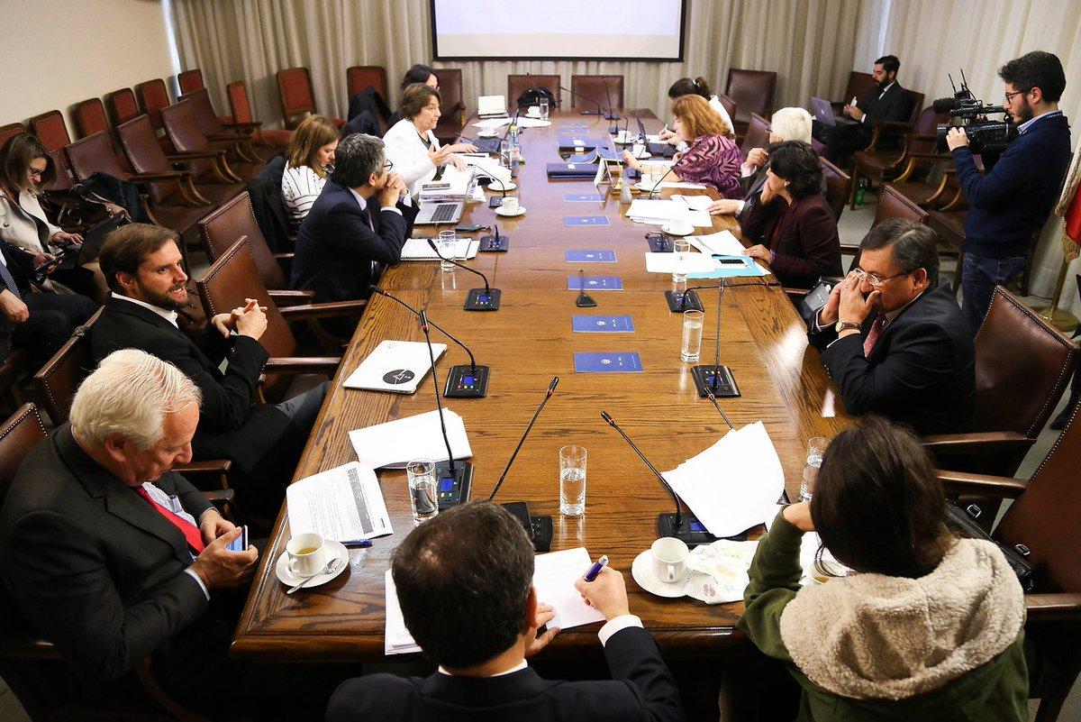 AUDIO | Subcomisión de Presupuesto aprobó reasignación de recursos par...