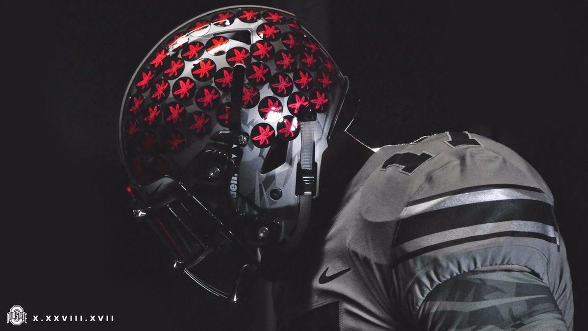 LOOK: Ohio State to wear alternate uniforms for game against Penn State https://t.co/jStSHiZ8zm