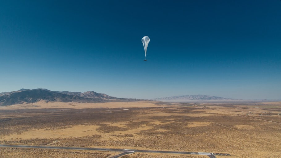 Project Loon's internet balloons fire up over Puerto Rico - https://t.co/5oA2DKRTsR