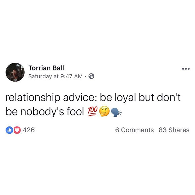 what is loyalty in a relationship