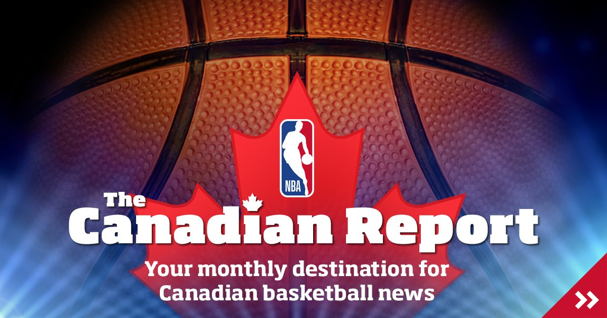 Read up on @dbrookz8 massive debut,  buzze@22wigginsr beating heroics, and more in 'The Canadian Report'  ➡️ https://t.co/NiImYyTkUS
