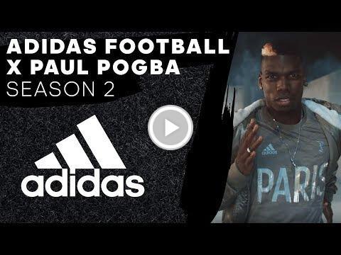 adidas Football x Paul Pogba: Season 2 https://t.co/mZGv3xqCrJ #firefa...