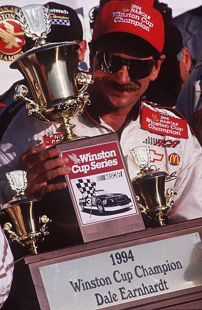 Rockingham Speedway, 23 years ago today, #NASCAR history was made. Dale Earnhardt earns his seventh Cup Series championship. <br>http://pic.twitter.com/t9vz8051zl