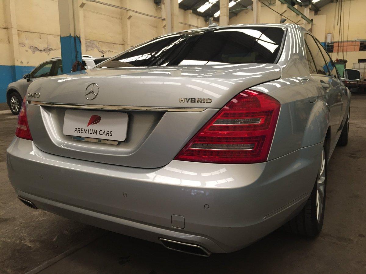 Mercedes-benz s 400 4matic