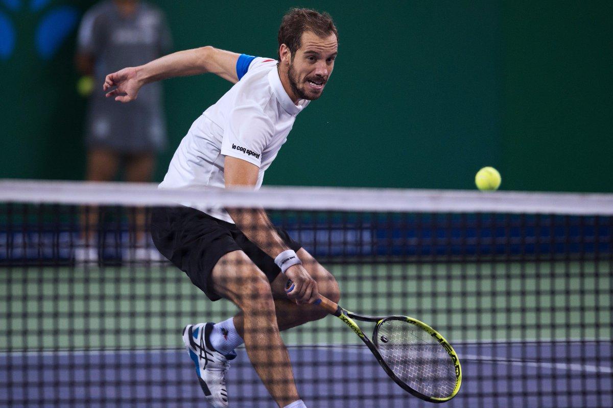 test Twitter Media - #Tennis 🎾  Victoire de R. #Gasquet 🇫🇷 au 1er tour du tournoi de #Vienne face à F. #Lopez 🇪🇸 en 2 sets 6/2 6/3. https://t.co/KdHlm7mbIm
