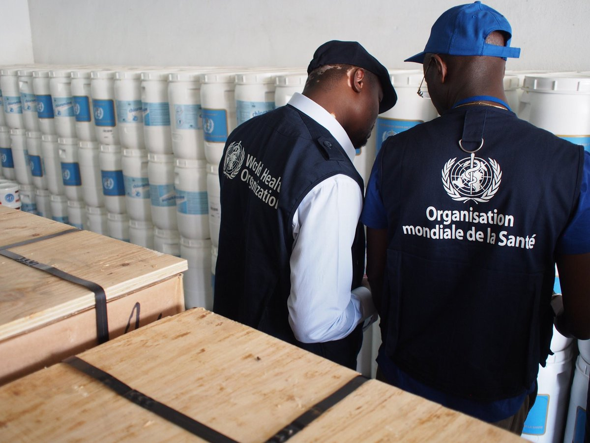 WHO has delivered 1.3 million doses of antibiotics &amp; other supplies to prevent &amp; treat #plague in #Madagascar <br>http://pic.twitter.com/uqGafdMfWn