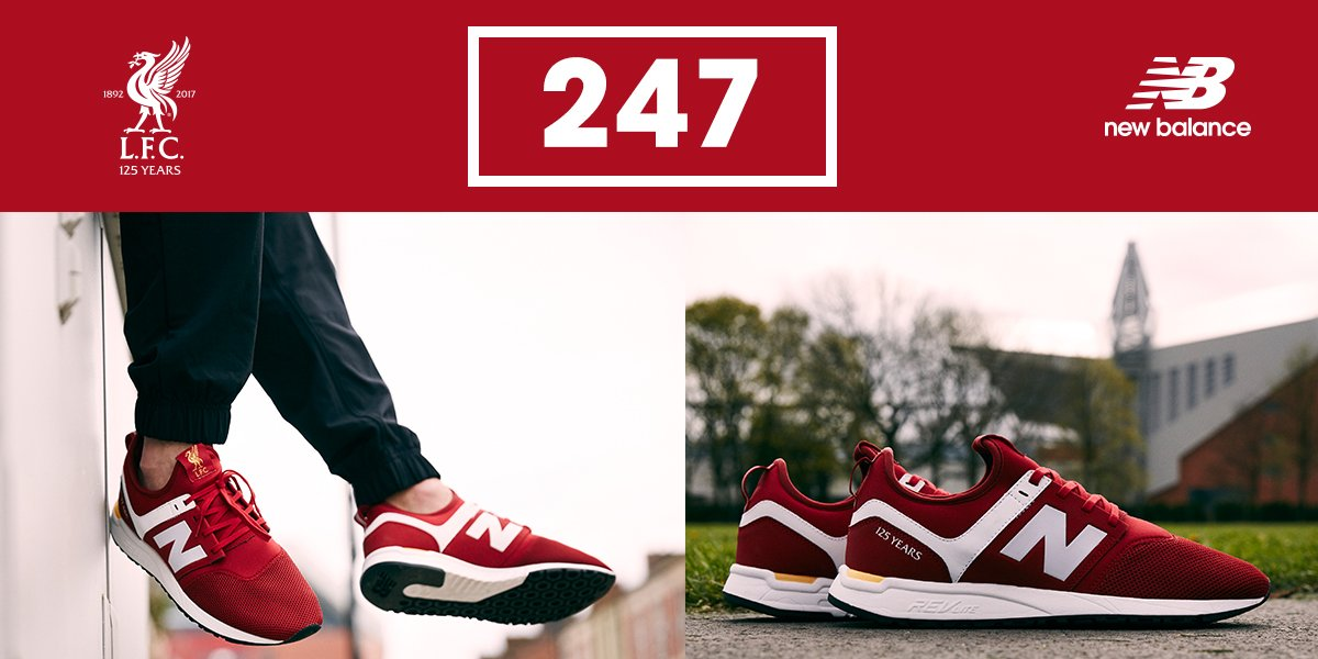 ad4eca307 ... 125 year anniversary mens fashion footwear on carousell 4c0d1 0ab96;  coupon liverpool fc on twitter new balances lfc 247 trainers are back.  available ...