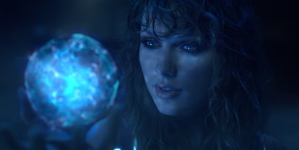 Taylor Swift tá toda dark na prévia do clipe de ...Ready For It? https...