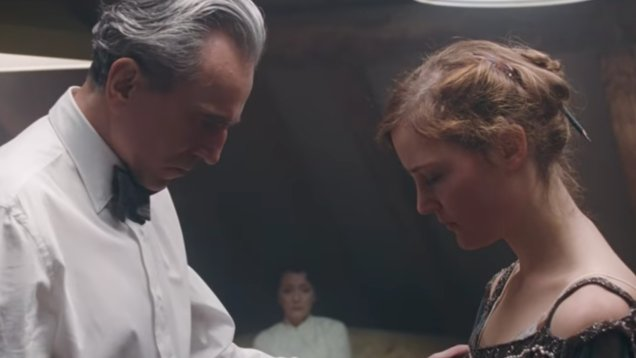 Here's the trailer for Paul Thomas Anderson's Phantom Thread, Daniel D...