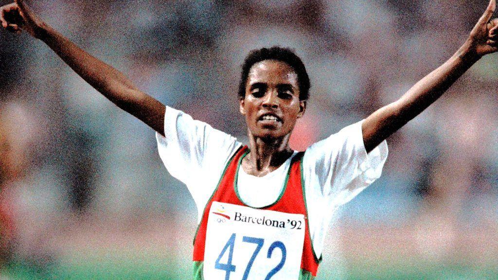 Derartu Tulu: Africa's first black female Olympic champion https://t.co/OfvnFs6va6