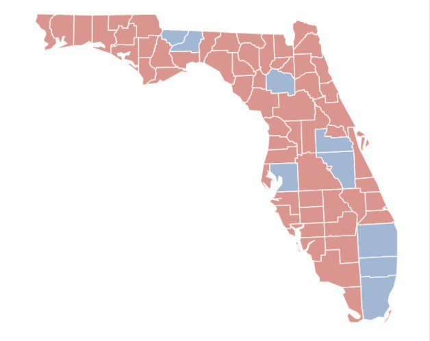 A FL Dem has filed a bill that would give FL's electoral votes to the candidate who wins the nationwide popular vote https://t.co/McyyR57EYh