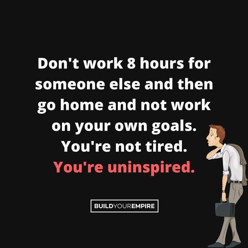 Work on your own goals. #makeyourownlane #IQRTG #defstar5 #Mpgvip #spdc #SuccessTRAIN #startup<br>http://pic.twitter.com/DxFoeL0DGx
