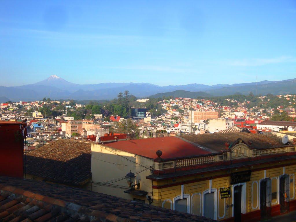 #FelizLunes con esta panorámica de Xalapa, nuestra bella Ciudad de las...