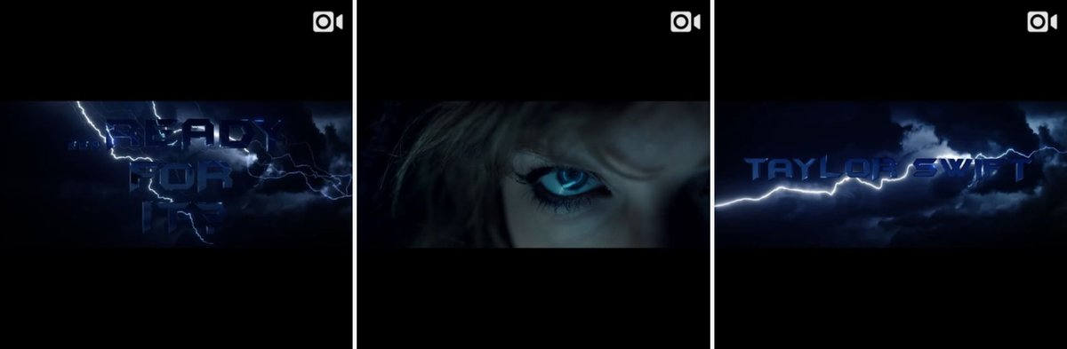 👸 Queen of Instagram grids◼◼◼ #ReadyForItMusicVideo coming 11/26! Watc...