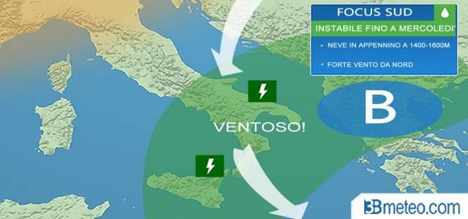 Brutta notizia #meteo: https://t.co/LxaWhZ309W zone da #allertameteo p...