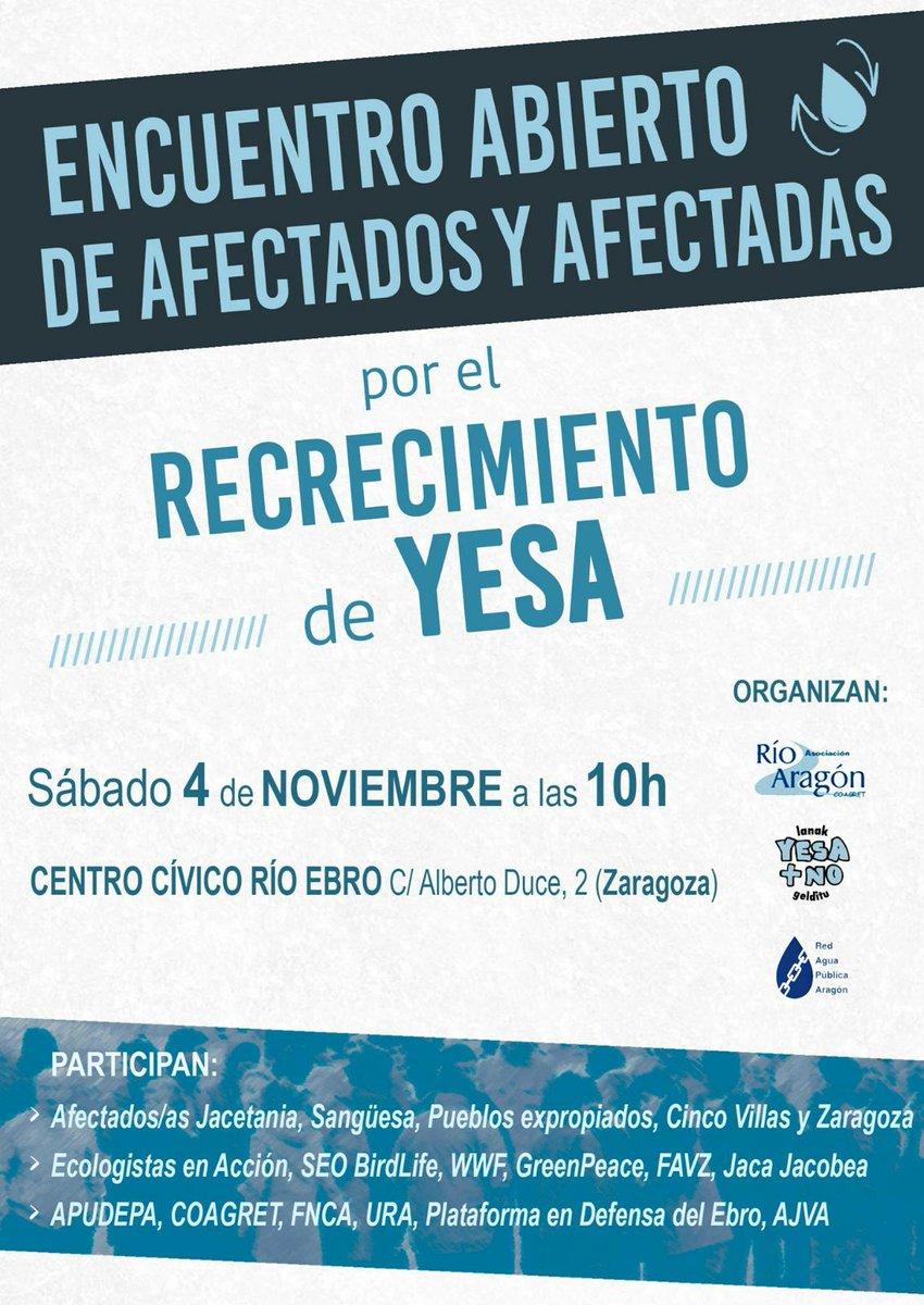 """El 4 de noviembre, """"Encuentro abierto de..."""