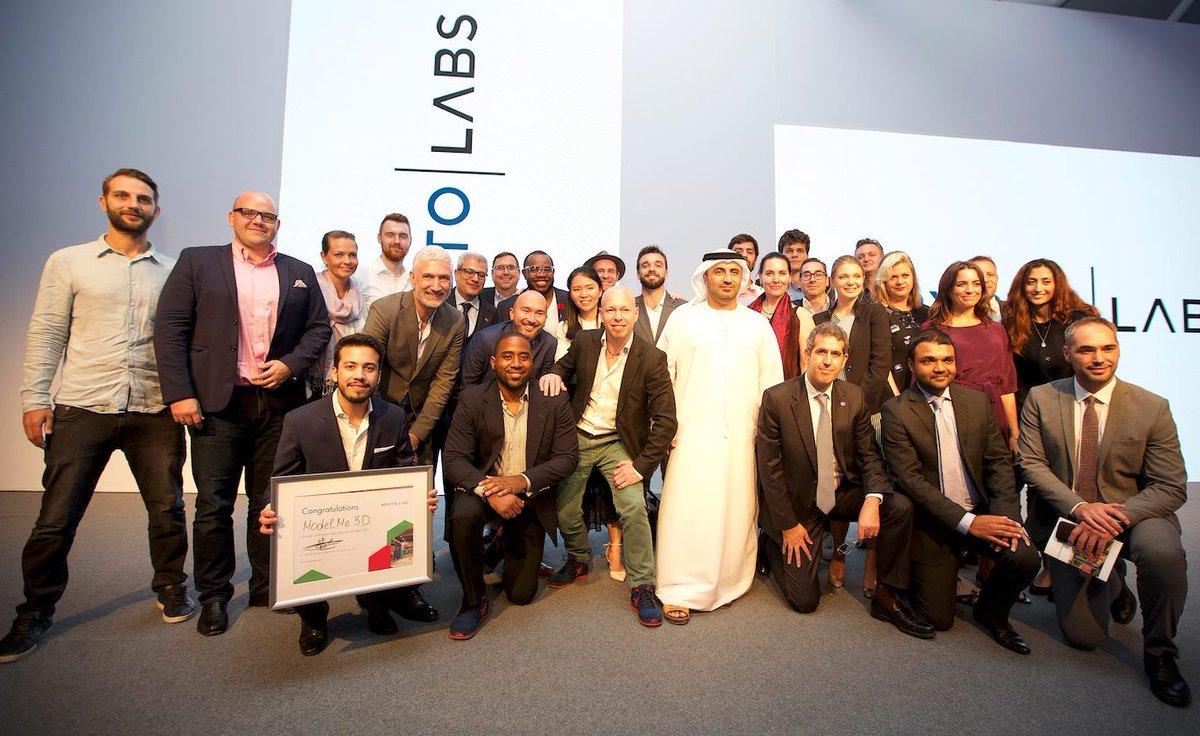 Successful launch of  http:// kryptolabs.com  &nbsp;   in #AbuDhabi w/#startup contest winner ModelMe3D. #innovateAD #incubator #accelerator <br>http://pic.twitter.com/t9ZXeErtdn