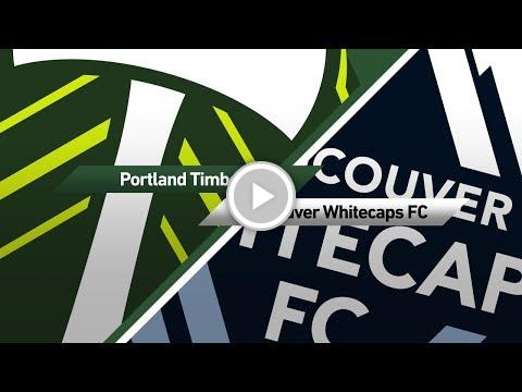 Highlights: Portland Timbers vs. Vancouver Whitecaps FC | October 22,...