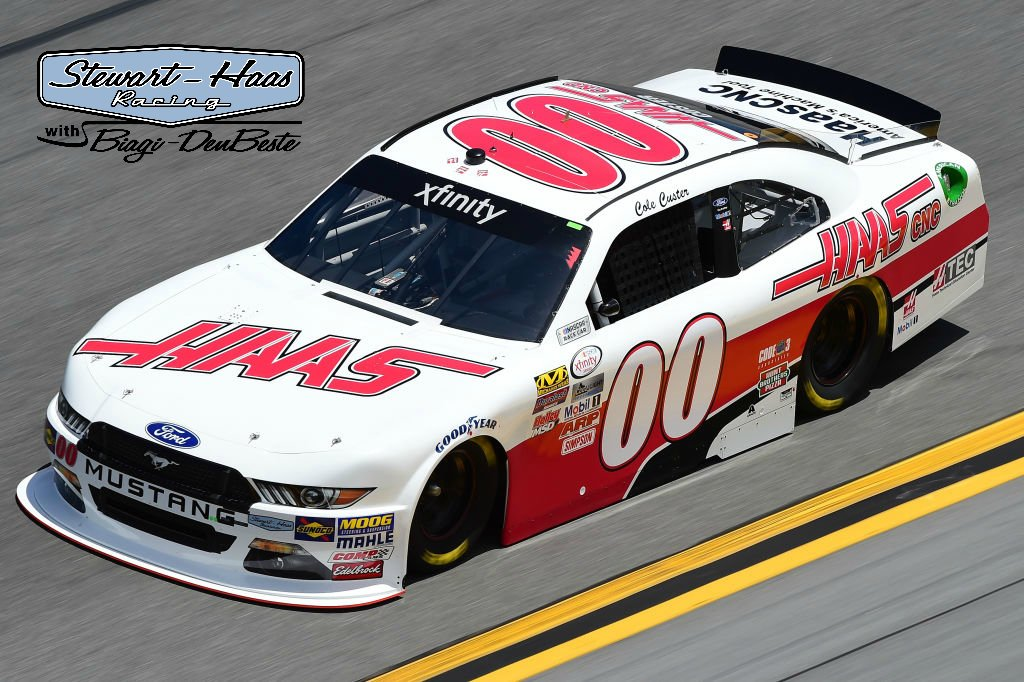 NEWS: SHR has bolstered its effort in the #NASCAR XFINITY Series by partnering with @BiagiDenBeste Racing. More:  http:// bit.ly/2y0bIV2  &nbsp;  <br>http://pic.twitter.com/N82PqNaBiz