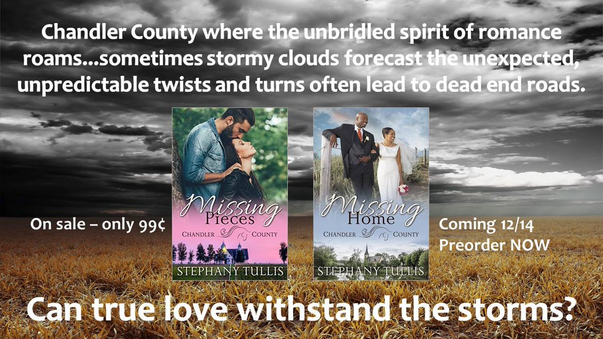 What can go wrong next? Only God knows...The town is clueless but something is just not right! Visit #ChandlerCounty  http:// myBook.to/myMissingPieces  &nbsp;         http:// getbook.at/MissingHome  &nbsp;        #ASMSG #suspense <br>http://pic.twitter.com/OQfnpZZPYr