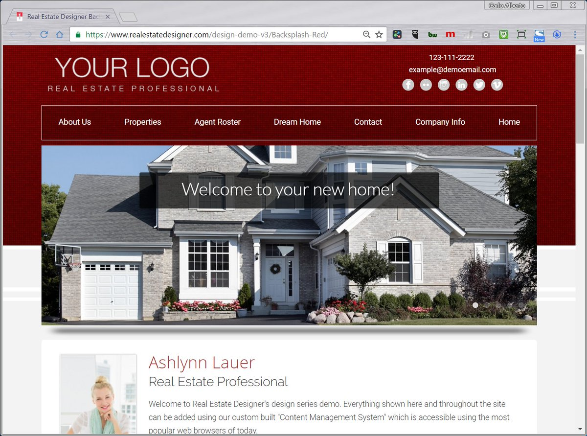 #SearchEngine friendly Websites with IDX for #FutureRealEstateAgent #Realtor Professionals. Start your #FreeTrial!  http:// bit.ly/2f4kkOn  &nbsp;  <br>http://pic.twitter.com/5jWMNRlFX1