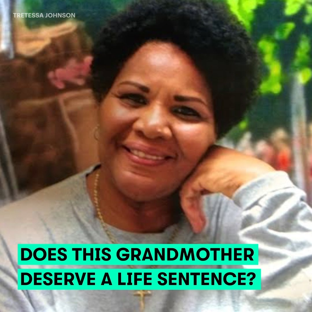 Alice Marie Johnson has been in prison for 21 years for a first-time, nonviolent drug offense. https://t.co/VFe29D2ve8