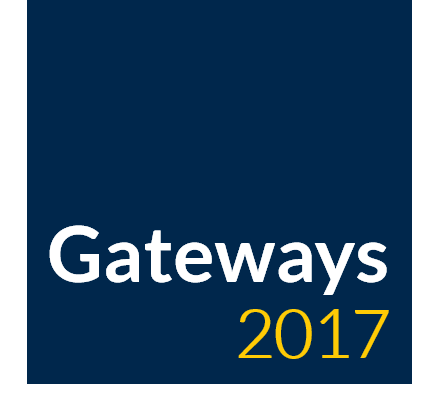 Science Gateways Institute Conference 2017