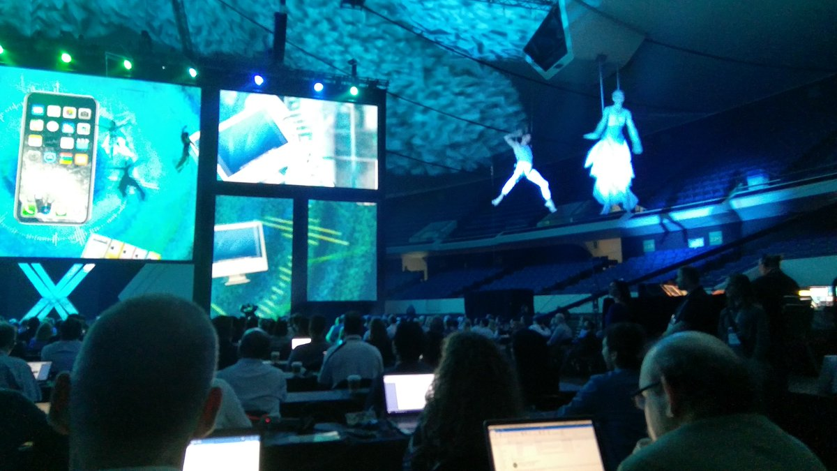 What an #amazing #buzzy #incredible the edge of next opening at #TDPARTNERS17<br>http://pic.twitter.com/7kKDAWFAFg
