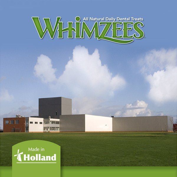 #WHIMZEES magic happens in Holland with the highest manufacturing standards and finest ingredients. #Pets #Dog #DogFriends #DogFriendly<br>http://pic.twitter.com/TSYAQKMqAV