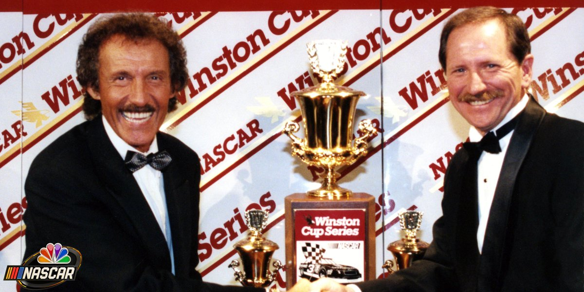 #OnThisDay in #NASCAR history, Dale Earnhardt tied Richard Petty for the most championships of all time with seven back in 1994! <br>http://pic.twitter.com/FGnDySj051
